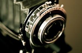 Vintage Camera Presentation