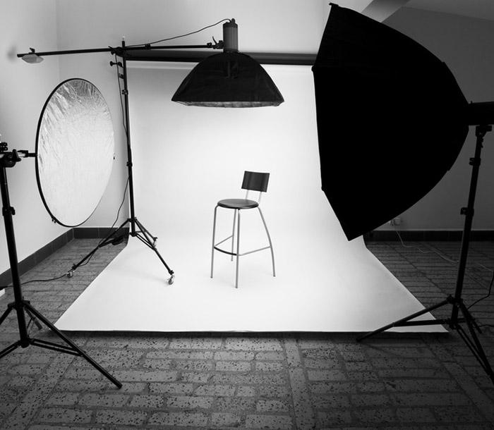 Photo Studio Setup